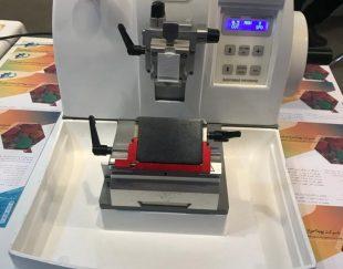 میکروتوم تمام اتوماتیک برش بافت ساخت شرکت پویا احراز PE400