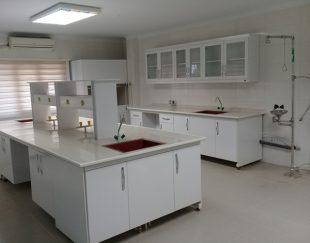 سکوبندی آزمایشگاهی شرکت پارس آزما