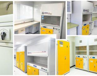 هود شیمیایی آزمایشگاهی